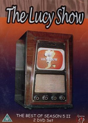 Rent The Lucy Show: Series 5: Vol.2 Online DVD Rental