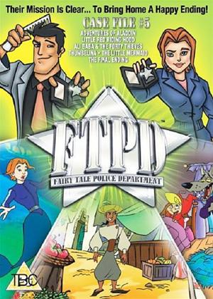 Rent Fairy Tale Police Department: Vol.5 Online DVD Rental