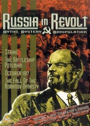 Rent Russia in Revolt: October 1917 Online DVD Rental