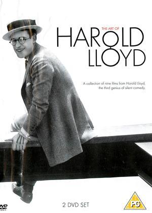Rent The Art of Harold Lloyd Online DVD Rental