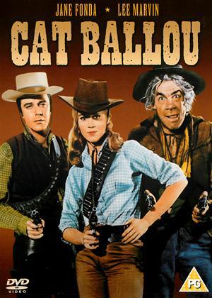 Rent Cat Ballou Online DVD & Blu-ray Rental