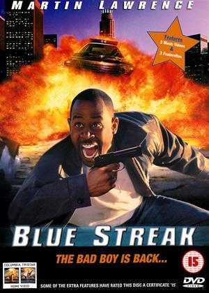 Blue Streak Online DVD Rental