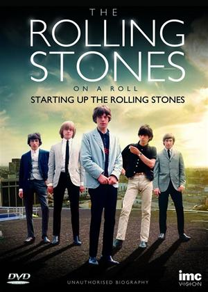 Rent The Rolling Stones: On a Roll: Starting Up the Rolling Stones Online DVD Rental