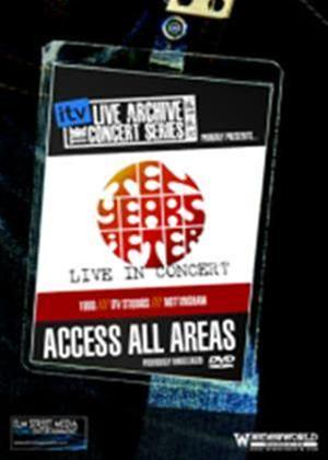 Rent The ITV Live Archive Concert Series: Ten Years After Online DVD Rental