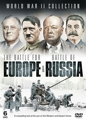 Rent World War II: Battle for Europe and Battle for Russia Online DVD Rental