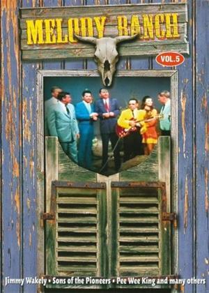 Rent Melody Ranch: Vol.5 Online DVD Rental