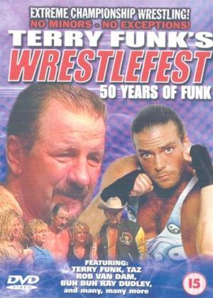 Rent ECW: Terry Funks Wrestlefest Online DVD Rental
