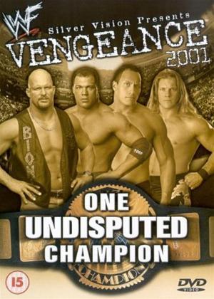 Rent WWF: Vengeance 2001 Online DVD Rental
