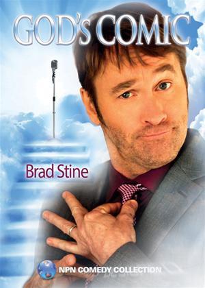 Rent Brad Stine: God's Comic Online DVD Rental