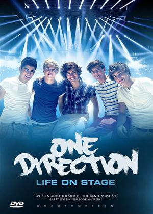 Rent One Direction: Life on Stage Online DVD Rental
