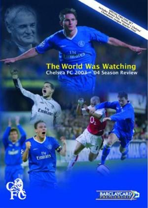 Rent Chelsea FC: End of Season Review 2003-2004 Online DVD Rental