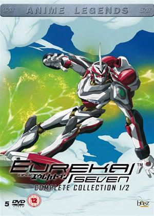 Rent Eureka Seven Part 1: Anime Legends Online DVD Rental