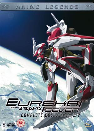 Rent Eureka Seven Part 2: Anime Legends Online DVD Rental