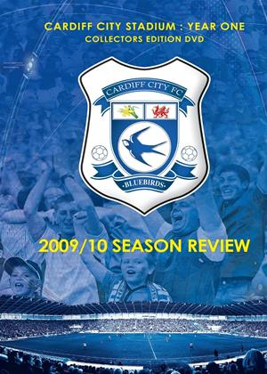 Rent Cardiff City 2009/10 Season Review Online DVD Rental