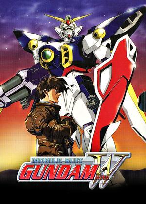 Rent Gundam Wing (aka Shin kidô senki Gundam W) Online DVD & Blu-ray Rental