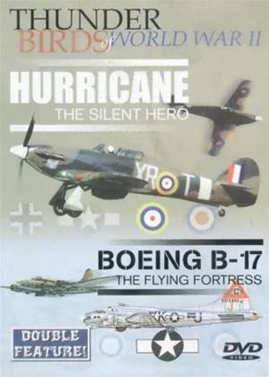 Rent Thunderbirds of World War II: Hurricane / Boeing B17 Online DVD Rental