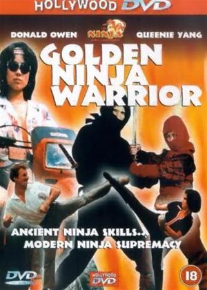 Rent Golden Ninja Warrior Online DVD Rental