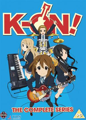 Rent K-ON!: Series 1 Online DVD Rental
