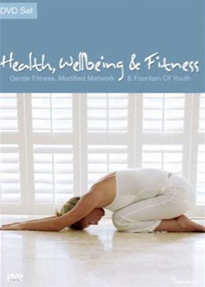 Rent Health and Well Being and Fitness Online DVD Rental