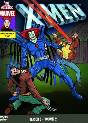 Rent X-Men: Series 2: Vol.2 Online DVD Rental