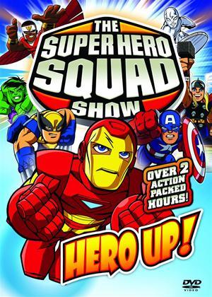 Rent The Super Hero Squad Show: Hero Up Online DVD Rental
