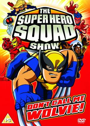 Rent The Super Hero Squad Show: Don't Call Me Wolvie Online DVD Rental