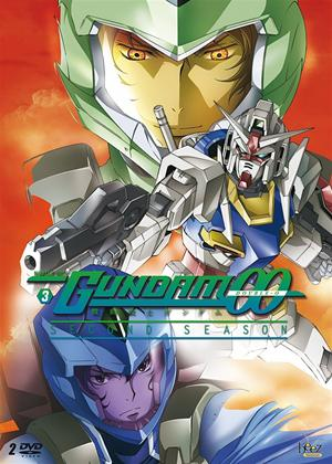 Rent Mobile Suit Gundam 00: Series 2: Vol.3 Online DVD Rental