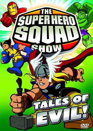 Rent The Super Hero Squad Show: Tales of Evil: Episodes 17-21 Online DVD Rental