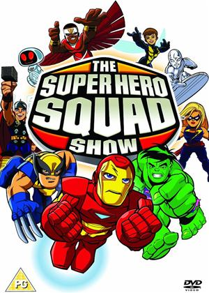 Rent The Super Hero Squad Show: Series 1: Vol.1 Online DVD Rental