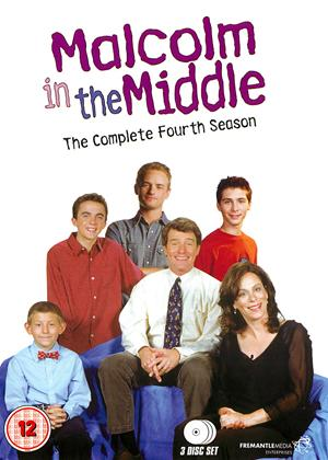 Rent Malcolm in the Middle: Series 4 Online DVD Rental