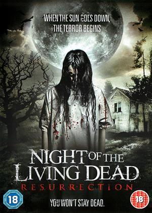 Rent Night of the Living Dead: Resurrection Online DVD Rental