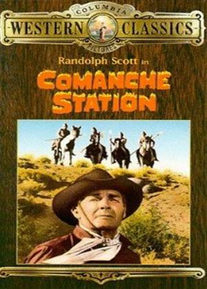Rent Comanche Station Online DVD Rental