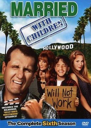 Rent Married with Children: Series 6 Online DVD Rental