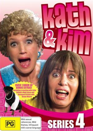 Rent Kath and Kim: Series 4 Online DVD Rental
