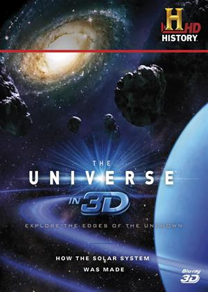 Rent Universe in 3D: How the Solar System Was Made Online DVD Rental