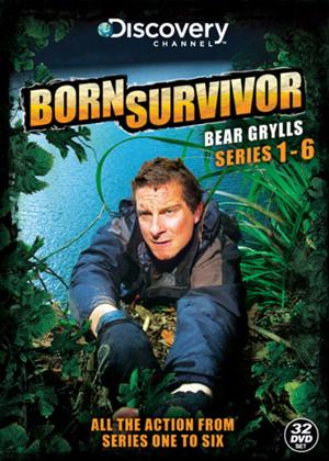 Rent Bear Grylls: Born Survivor: Series 7 Online DVD Rental