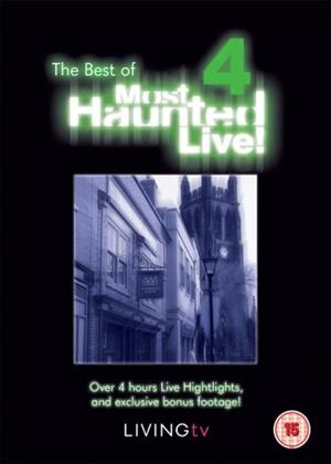 Rent The Best of Most Haunted Live: Vol.4 Online DVD Rental