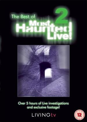 Rent The Best of Most Haunted Live: Vol.2 Online DVD Rental