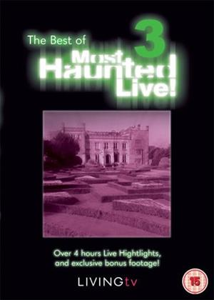 Rent The Best of Most Haunted Live: Vol.3 Online DVD Rental