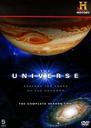 Rent The Universe: Series 2 Online DVD Rental