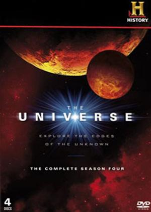 Rent The Universe: Series 4 Online DVD Rental
