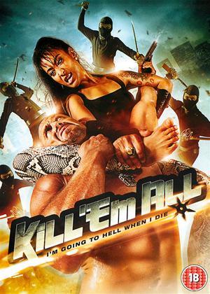 Rent Kill 'Em All Online DVD Rental