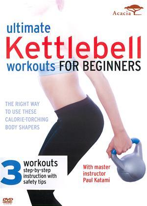 Rent Ultimate Kettlebell Workouts for Beginners Online DVD Rental