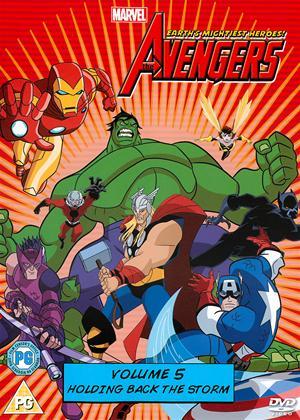 Rent The Avengers: Earth's Mightiest Heroes: Vol.5 Online DVD Rental