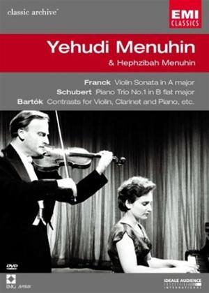 Rent Classic Archive: Yehudi Menuhin Online DVD Rental