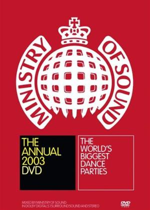 Rent Ministry of Sound: The Annual DVD 2003 Online DVD Rental