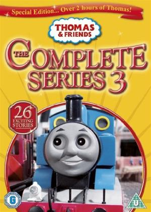 Rent Thomas the Tank Engine and Friends: Series 3 Online DVD Rental