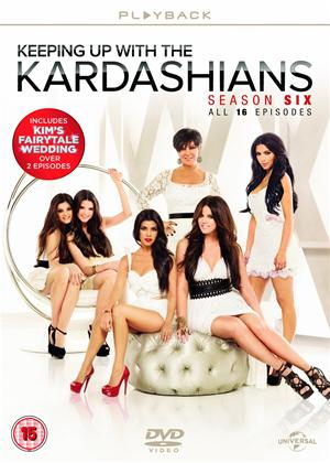 Rent Keeping Up with the Kardashians: Series 6 Online DVD Rental