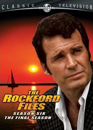 Rent The Rockford Files: Series 6 Online DVD Rental