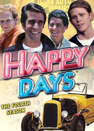 Rent Happy Days: Series 4 Online DVD Rental